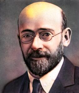 Janusz Korczak - zdjęcie portretowe
